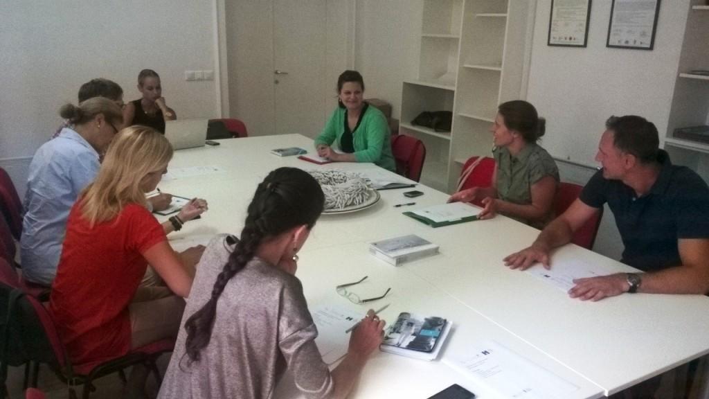 Partnerski sastanak organizacija na projektu Volonternica