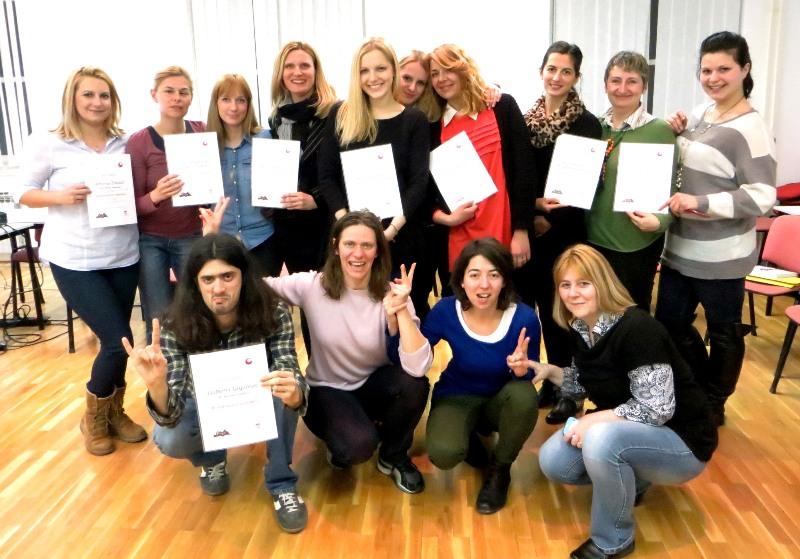 Dubrovnik je dobio 12 novih koordinatora volontera