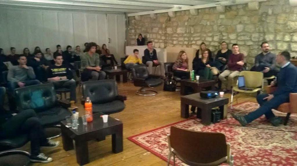 ''Aktivizam u lokalnoj zajednici'' - tribina u Art radionici Lazareti