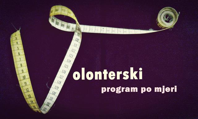 Volonterski program po mjeri